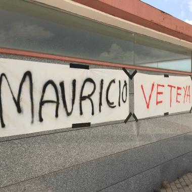 Murcia, Mauricio García, Mariachis, Racismo