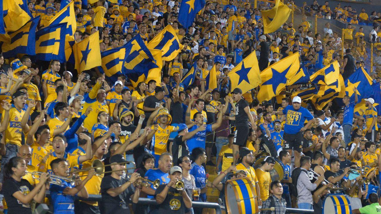 Nuevo León Medidas Seguridad Barras Rayados Tigres Liga MX