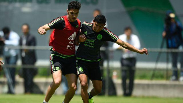 Orbelín Pineda, Raúl Jiménez, Selección Mexicana, Bajas, Lesión, Tri