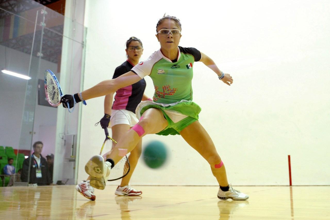 Paola Longoria, Atleta, Raquetbol, Olímpicos, Medallista, Campeona