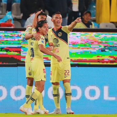 Paul Aguilar, América, Superiores, Chivas, Luis Reyes, Clásico Nacional