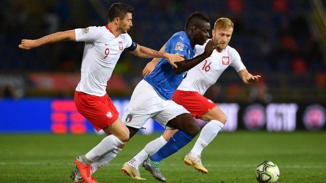 Racismo, UEFA, Nations League, Polonia
