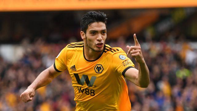 Raúl Jiménez, Wolverhampton, Premier League, Gol