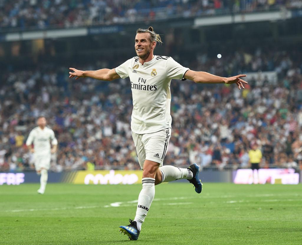Real Madrid Gareth Bale Los Pleyers