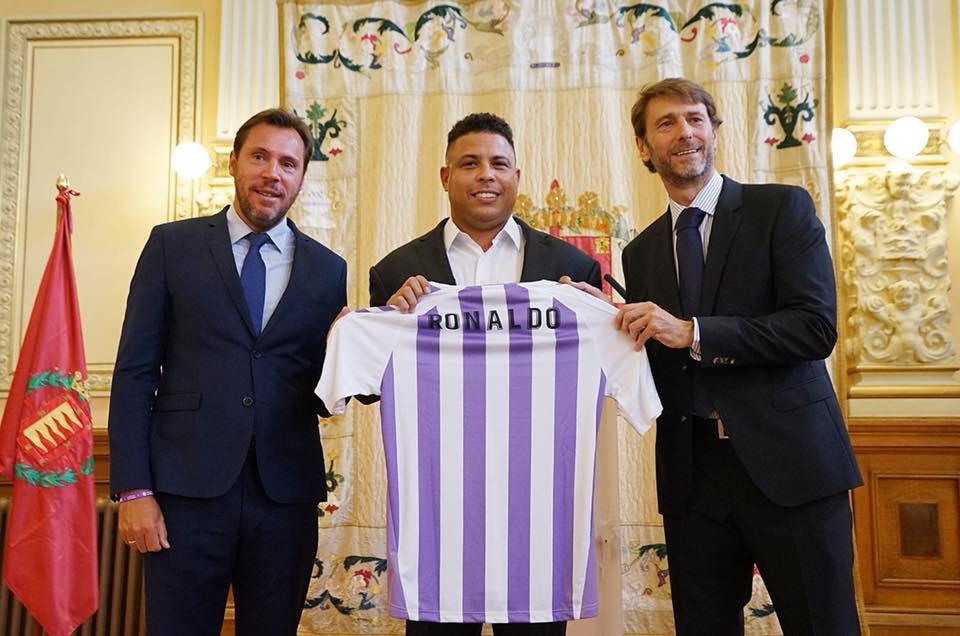 Ronaldo Valladolid Compra Futbol España LaLiga