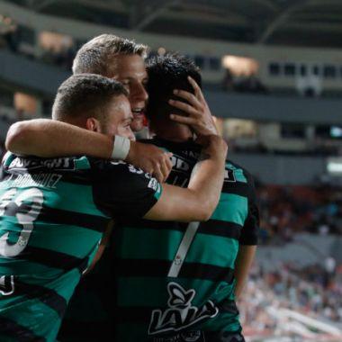 Santos Necaxa Resultado Apertura 2018 Los Pleyers