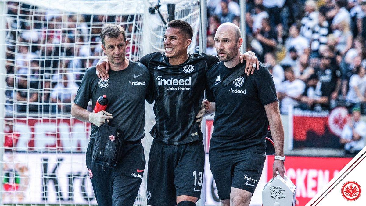 Selección Mexicana, Salcedo, Lesión, Eintracht, Operación, Tri