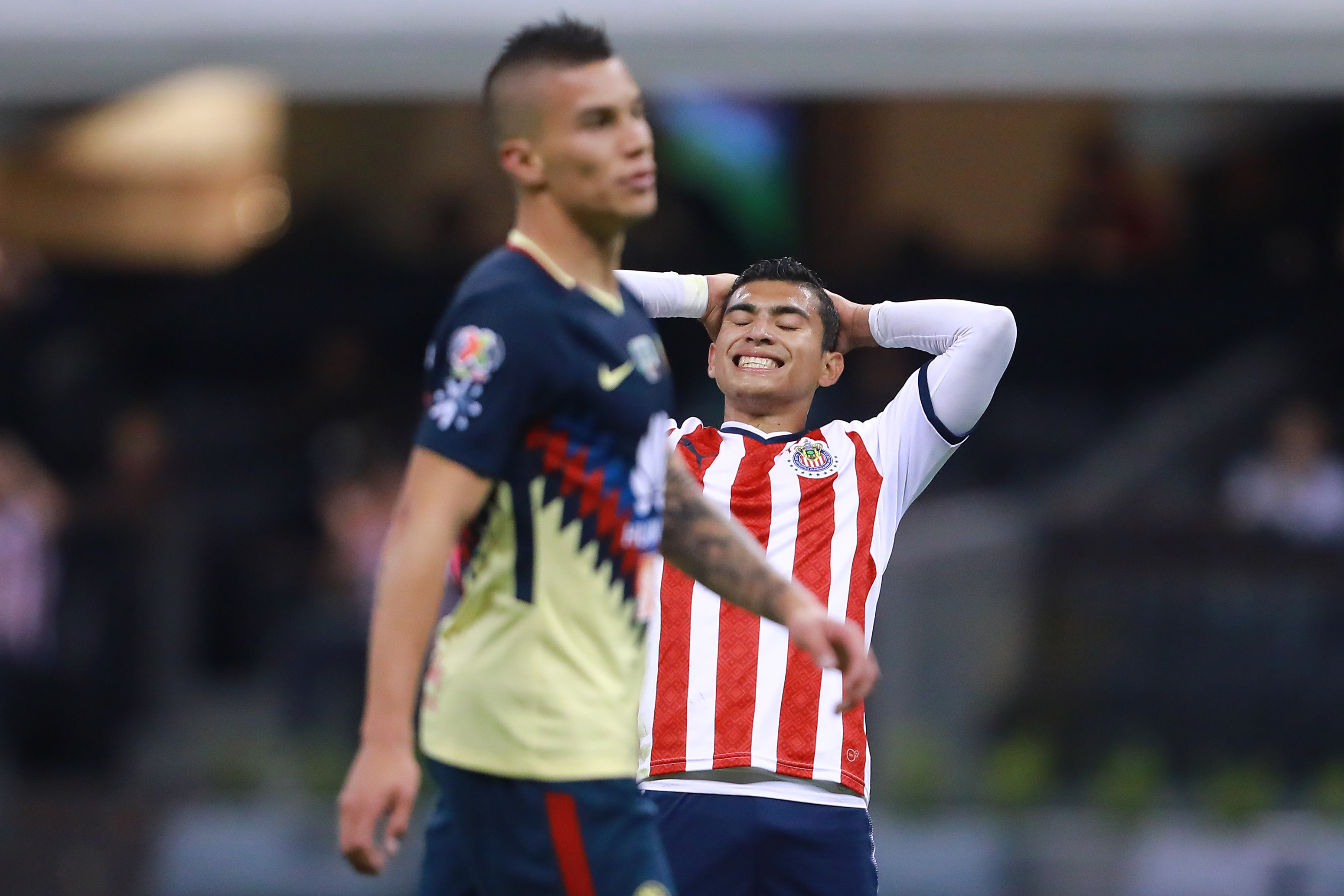 Var América Vs Chivas Clásico Nacional Liga MX Los Pleyers