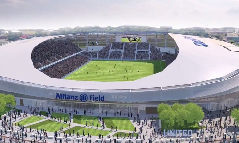 Allianz Field Los Pleyers