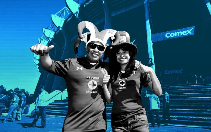 Comportamiento Aficionado Cruz Azul Clásico Joven Los Pleyers