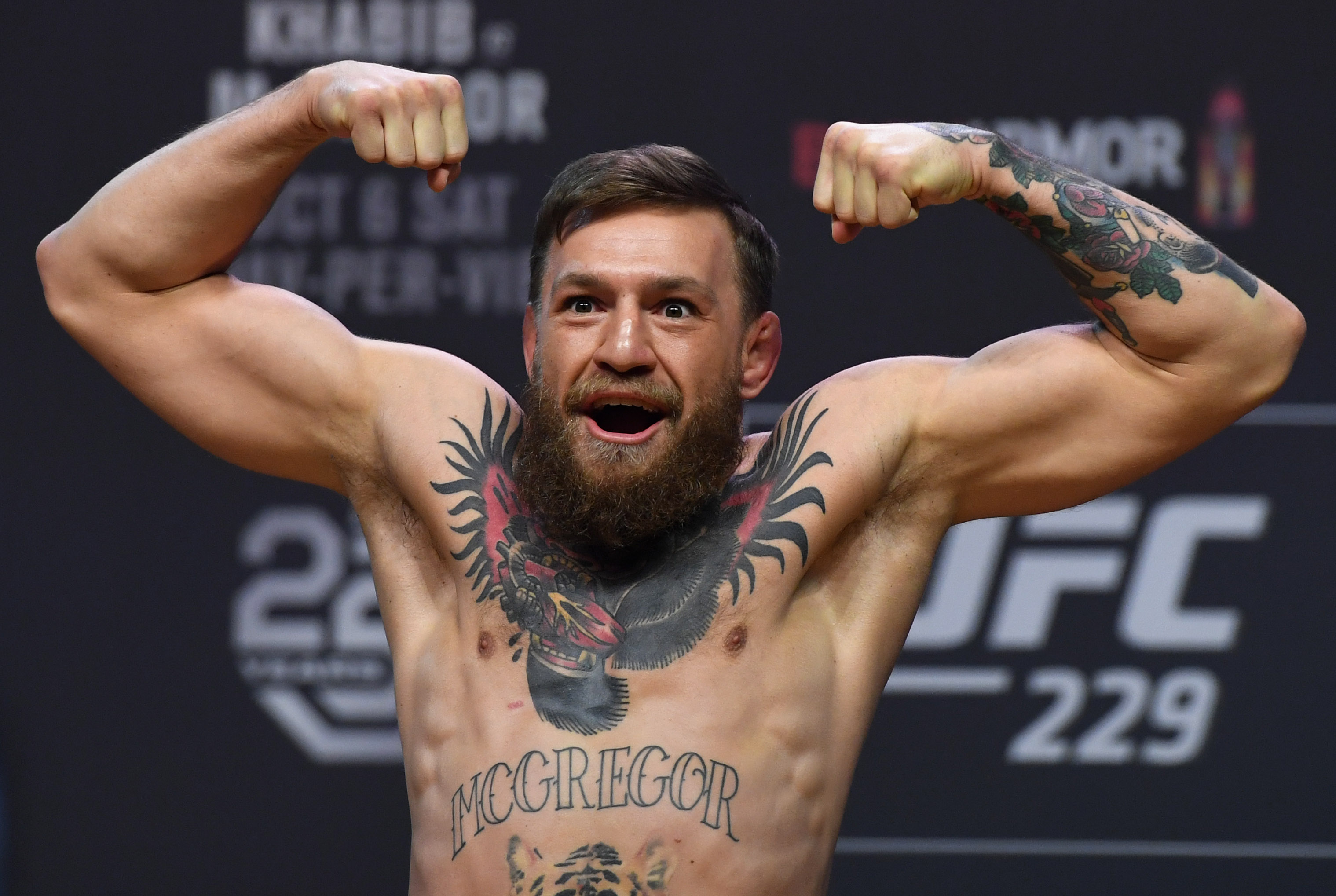 Conor McGregor, Khabib Nuramgomedov, UFC 229, Razones