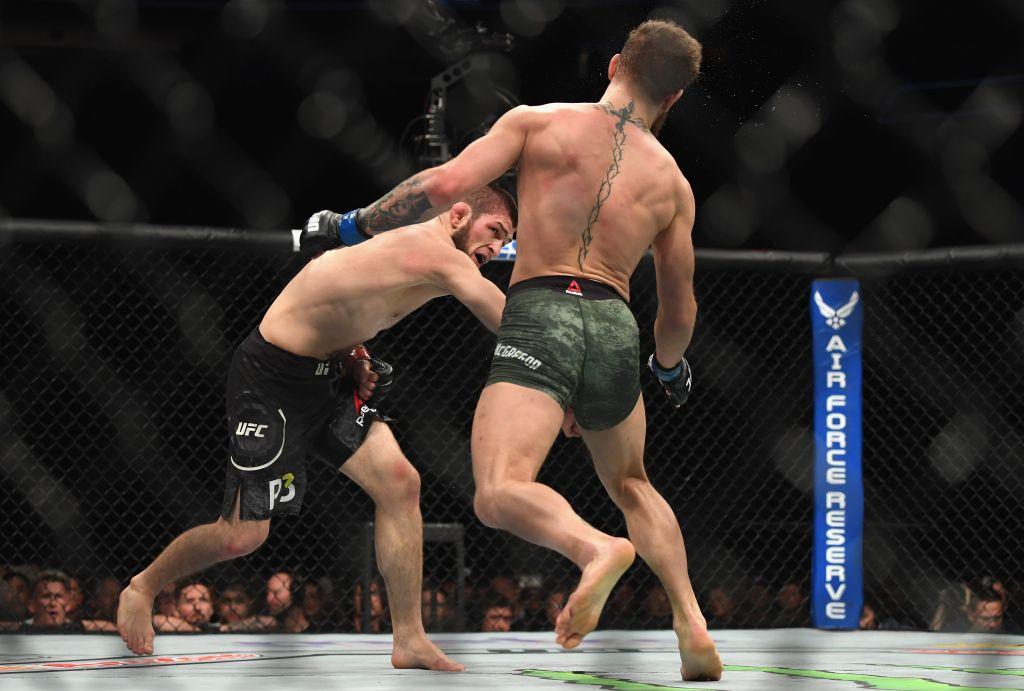 Conor McGregor, Khabib Nurmagomedov, UFC 229, Combate, Los Pleyers