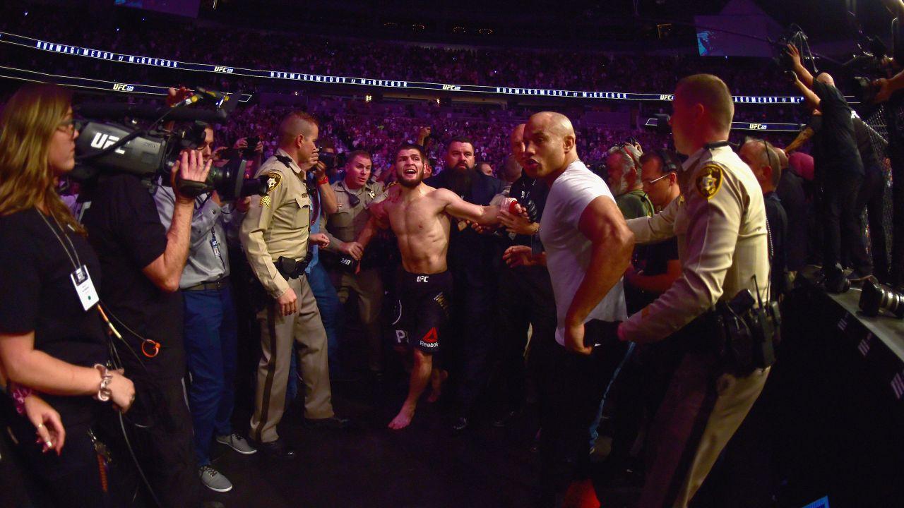 Conor McGregor, Khabib Nurmagomedov, UFC 229, Video Los Pleyers