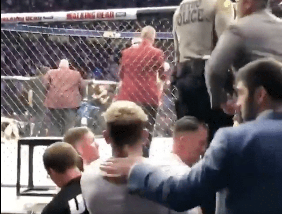 Conor McGregor, Khabib Nurmagomedov, UFC 229, Video Los Pleyers