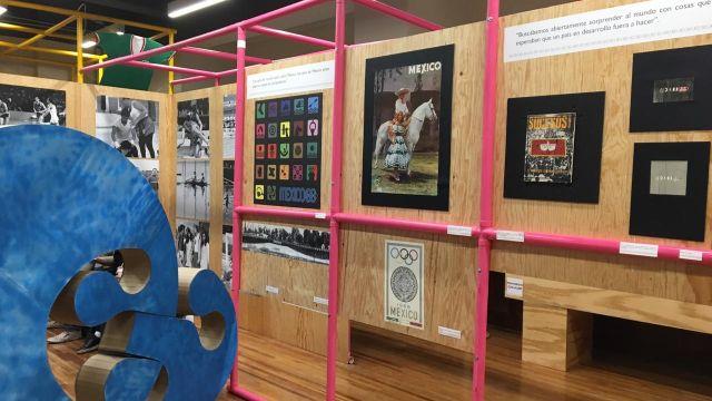 Exposición Juegos Olímpicos México 68 Horarios