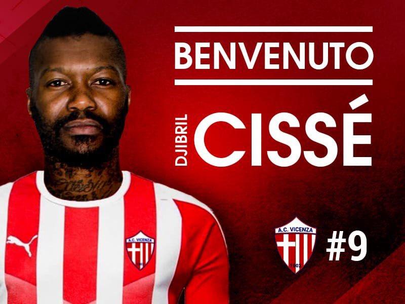 Djibril Cissé, Liga MX, Serie A, Delantero Francés