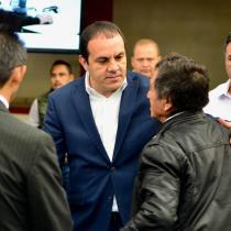 Gobierno Cuauhtémoc Blanco Carreras Recoger Basura