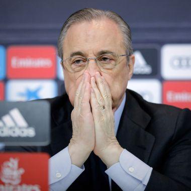 Florentino Pérez Real Madrid Culpable Crisis Los Pleyers