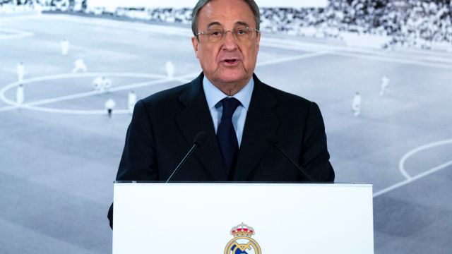 Florentino Pérez, Real Madrid, Rafael Nadal, Presidente Los Pleyers