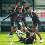 Probables Alineaciones Partido México vs Chile