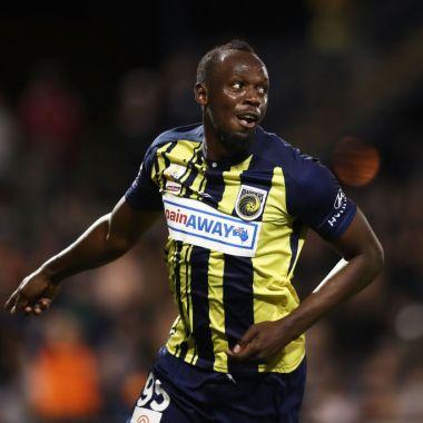 Usaint Bolt Propuesta Jugar Europa Goles