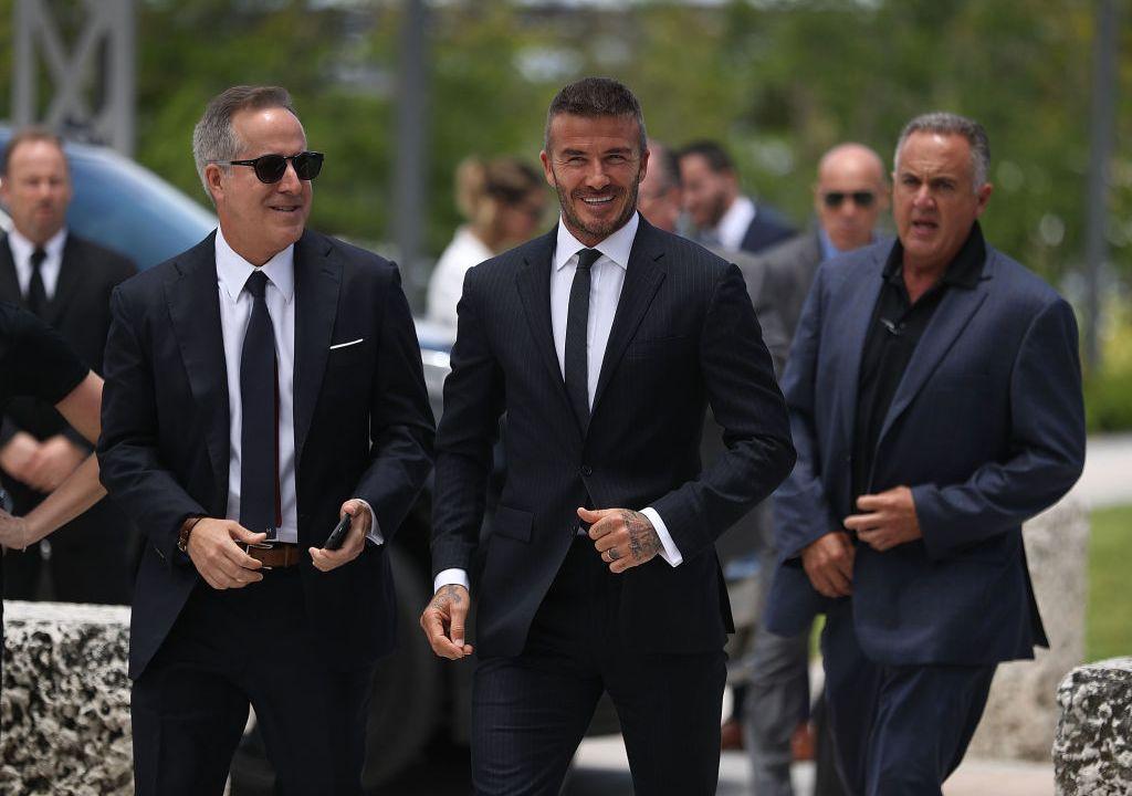 Delincuentes Intentan Ingresar Casa David Beckham