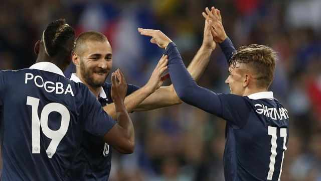 Karim Benzema Excluido Francia Noël Le Graët Pleyers
