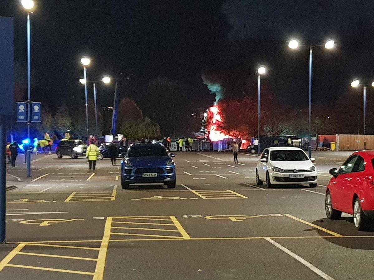Leicester City, Helicóptero, Estrelló, Dueños Los Pleyers 1