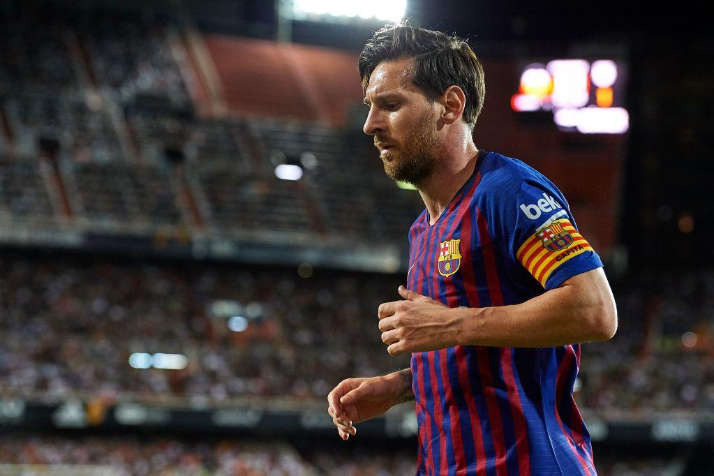 Leo Messi, Manchester City, Triple Salario, Pep Guardiola, Los Pleyers