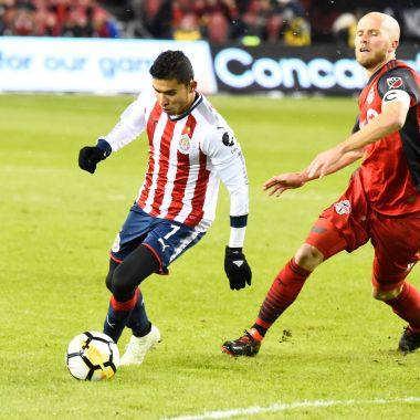 Liga Mx Mls Liga Norteamericana Enrique Bonilla Pleyers