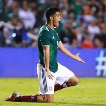 México, Chile, Amistoso 2018, Resultado Goles Los Pleyers