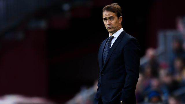 Real Madrid, Julen Lopetegui, Santiago Solari, Despido Los Pleyers