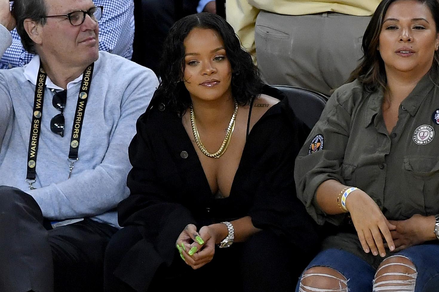 Rihanna, Super Bowl 2019, Colin Kaepernick, Rechazo Los Pleyers 1