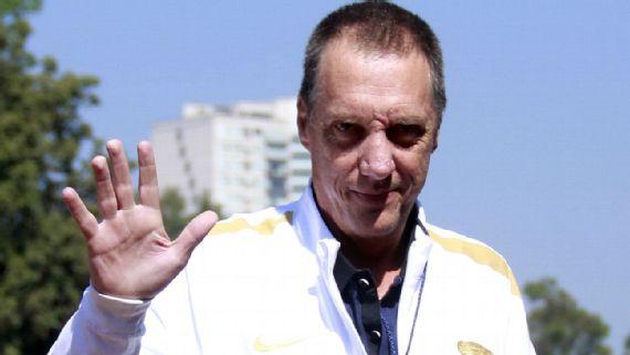 Rodrigo Ares de Parga, Pumas, UNAM, Golf Los Pleyers