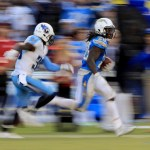 Semana 7 NFL Partidos Londres Chargers Titans