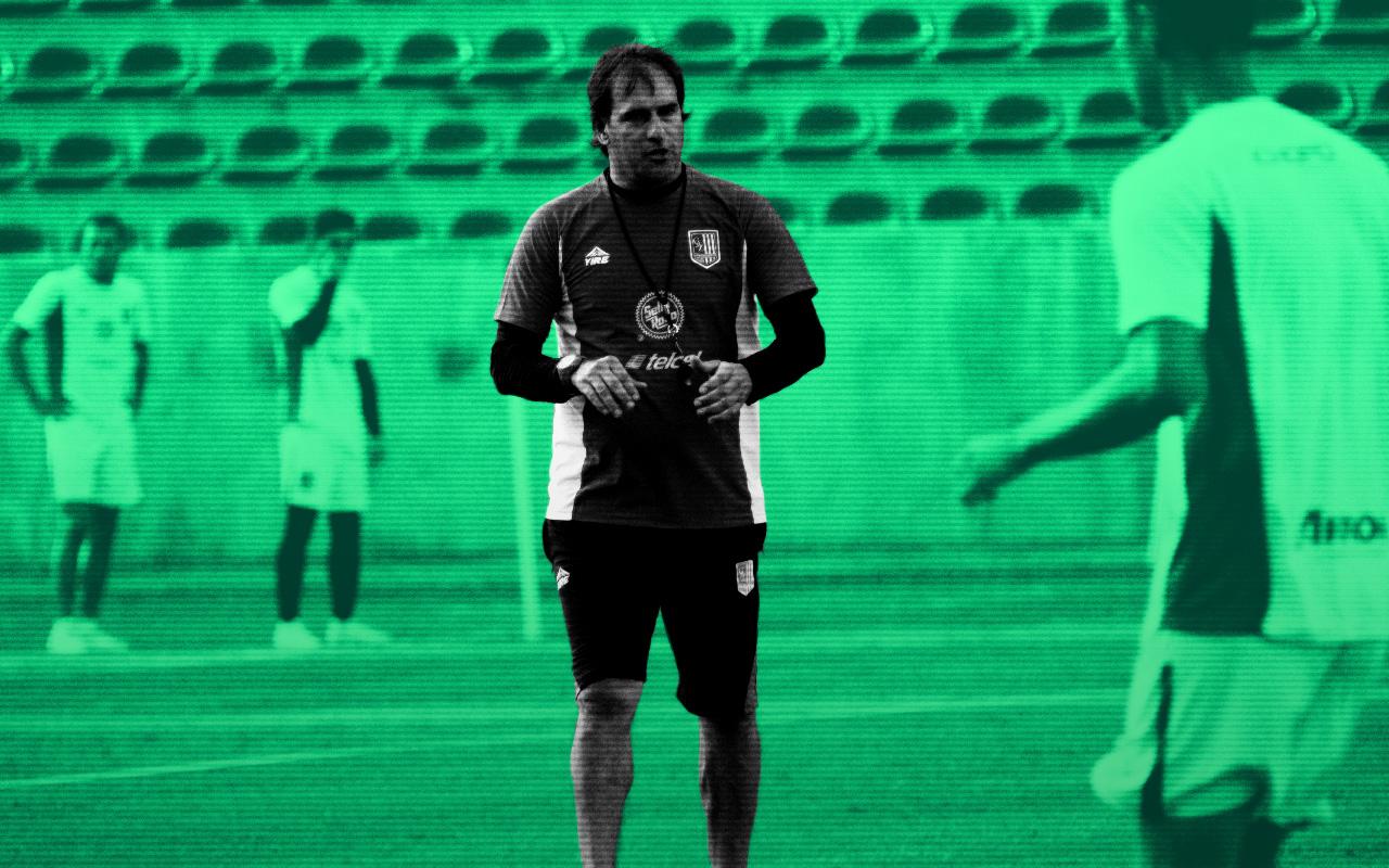 Silvio Gabriel Rudman Ascenso MX Zacatepec Entrenador Nueva Generación