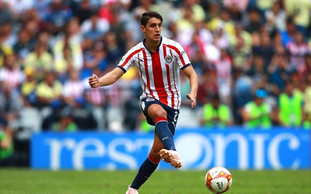 Josecarlos Van Rankin está a préstamo con Chivas