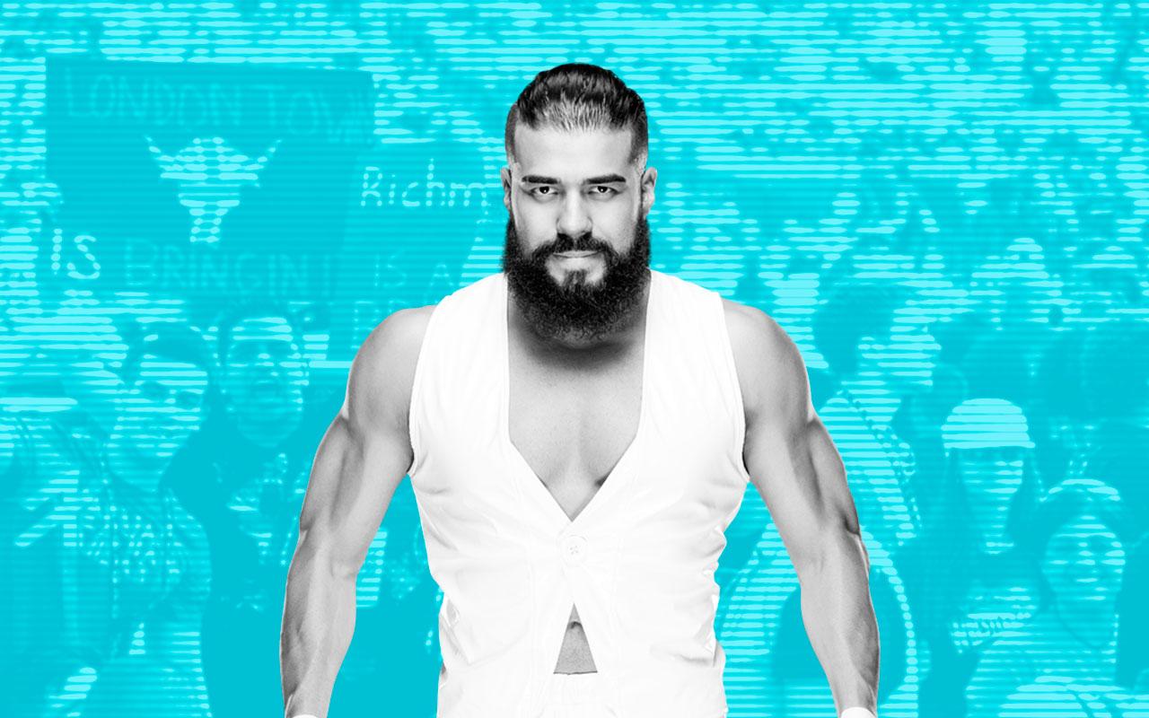 Andrade Cien Almas México WWE La Sombra Lucha Libre CDMX
