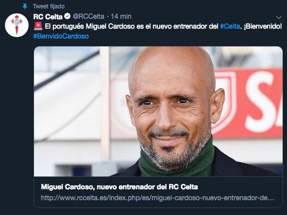 Antonio Mohamed, Celta Vigo, Liga España, Despido Los Pleyers