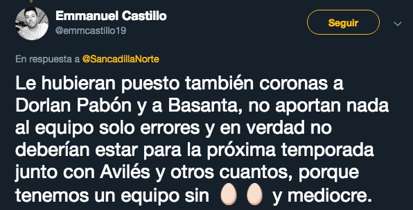 El Barrial, Coronas Fúnebres, Avilés Hurtado, Rayados