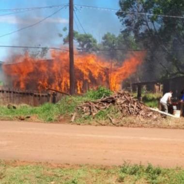 Incendian Casa Discusión Boca Juniors River