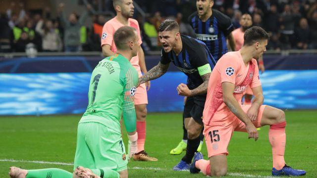 Champions League Resultados Jornada 4 Goles Los Pleyers