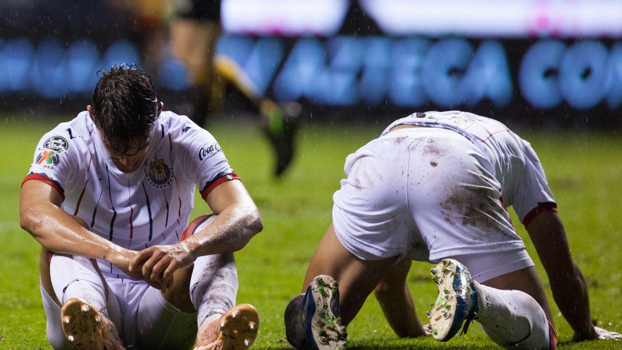 Chivas, Apertura 2018, Fracaso, Razones Los Pleyers