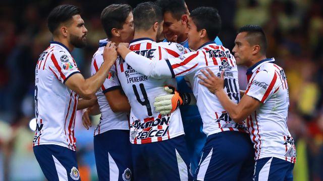 Chivas Refuerzo Clausura 2019 Alexis Vega