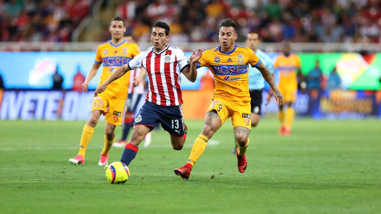 Chivas vs Tigres Jornada 17 Apertura 2018 Liga MX