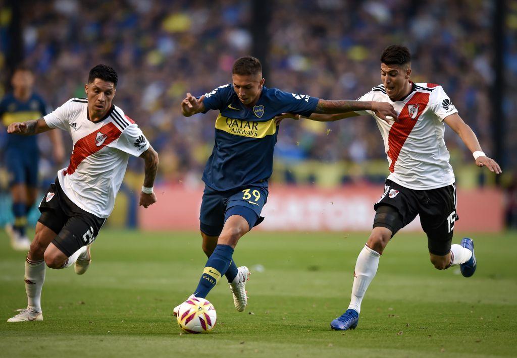 Copa Libertadores, River Plate, Boca Juniors, Final 2018 Los Pleyers