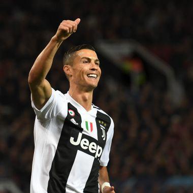 Cristiano Ronaldo Juventus MLS Wayne Rooney