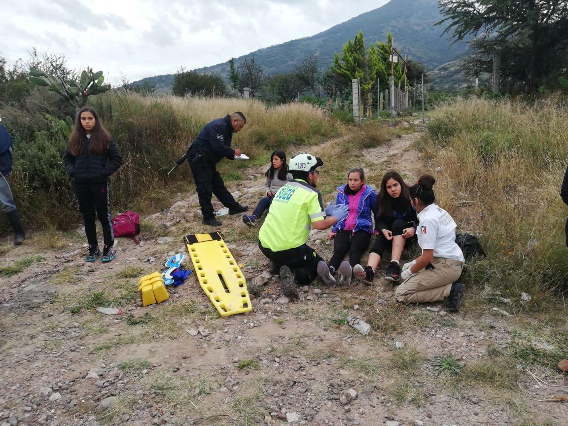 Selección de Basquetbol, Guanajuato, Choque, Muertos, Tráiler, Femenil