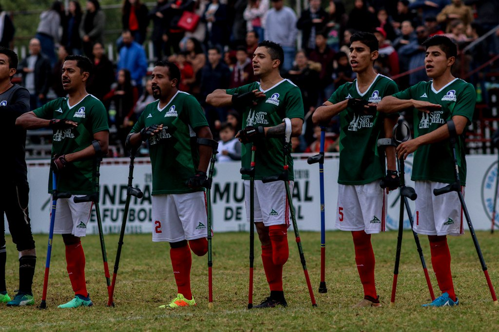 Tri, Amputados, Apoyo, FMF, DT, Selección Nacional