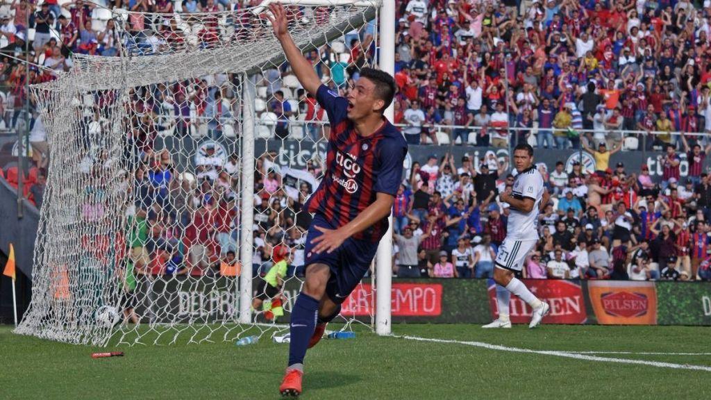 Fernando Ovelar 14 Años Cerro Porteño Gol Los Pleyers